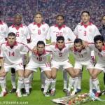 Tunisia Football Team - 2006 FIFA World Cup Courtest of V Greets