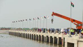 The Nsanje Inland Port