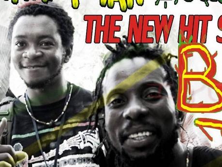 Dexta Malawi (left) and Iyunda. - Contributed
