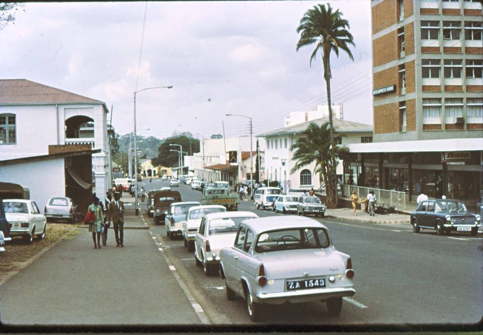 Blantyre Sept,1969. We were there.... Can you sport any Changes.....