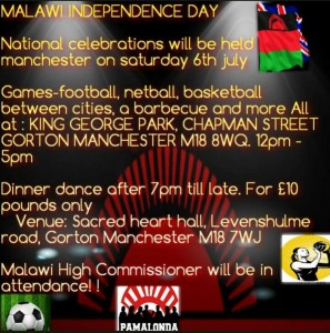 manchester independency gala