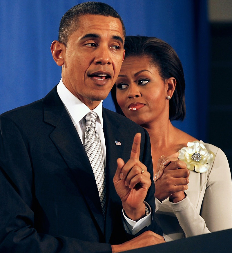 Americas first couple