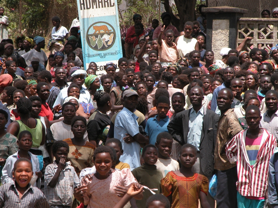 No maize for Malawians