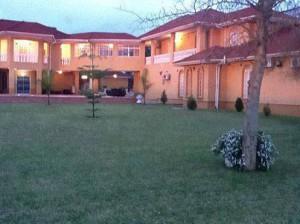 A Villa belonging to Senzani that is under probe