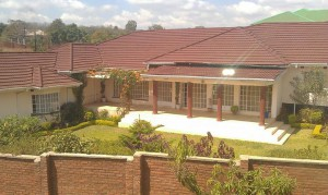 Mlaka's house