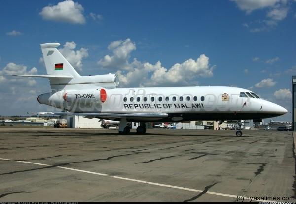malawi-presidential-jet