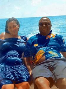 When the going was good: Tsvangirai and Nosipho