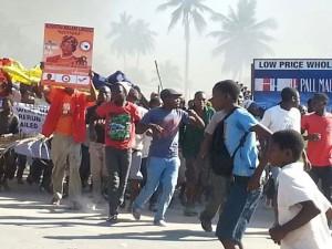 MCP, PP,UDF supporters- Mangochi