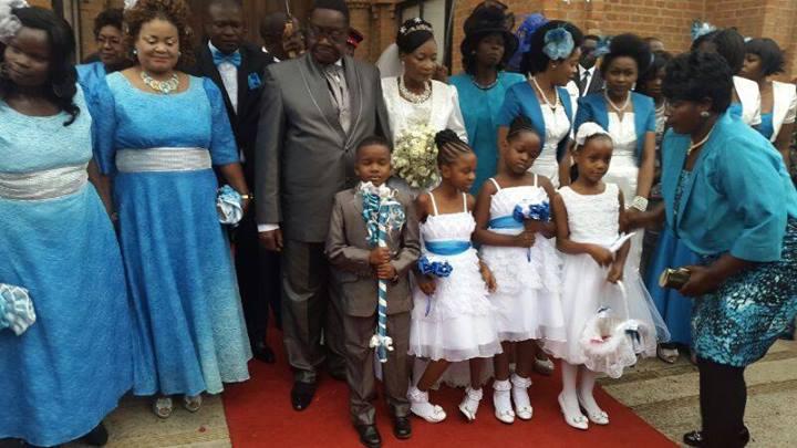 peter wedding face of malawi