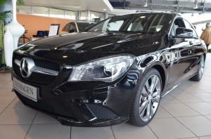 Mercedes Benz CLA1