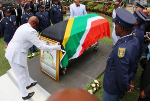 senzo funeral