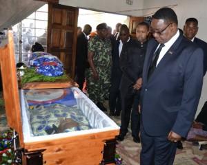 mutharika cousins funeral