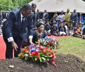 mutharika cousins funeral1