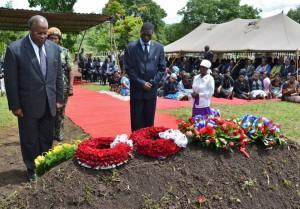 mutharika cousins funeral2