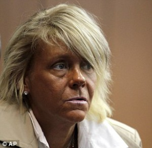 Tanning Mom Patricia Krentcil made headlines in 2012 following accusations that she took her daughter into a tanning booth with her Read more: http://www.dailymail.co.uk/news/article-3198931/Reddit-user-claims-inject-illegal-pigment-enhancer-pale-super-tan.html#ixzz3iuDz3wPR  Follow us: @MailOnline on Twitter | DailyMail on Facebook