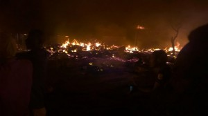 Heart goes out to #Mzuzu tonight as the market burns down. Thinking of all my friends in #Malawi. Be safe #Africa