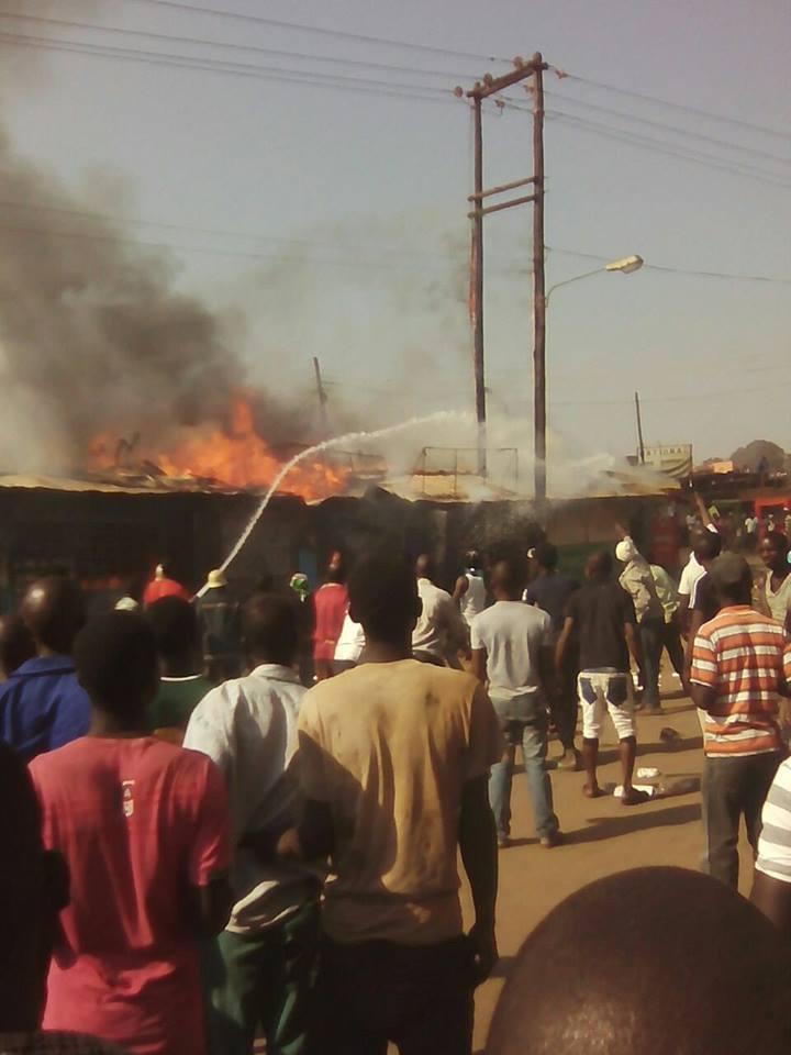 Lilongwe fire 4