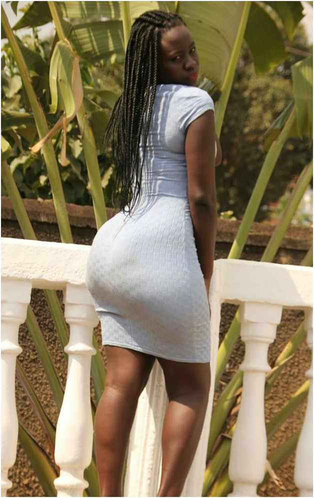 Meet Ugandan Lady who is causing ripples with her big