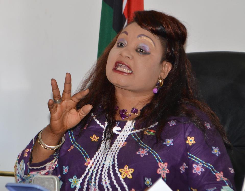 Patricia Shanil Dzimbiri - Face of Malawi
