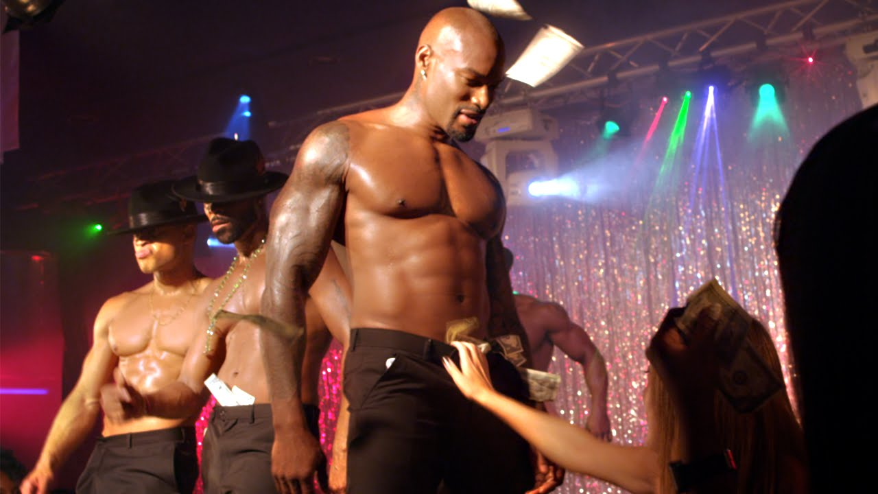 Oasis male club new orleans hunk strip