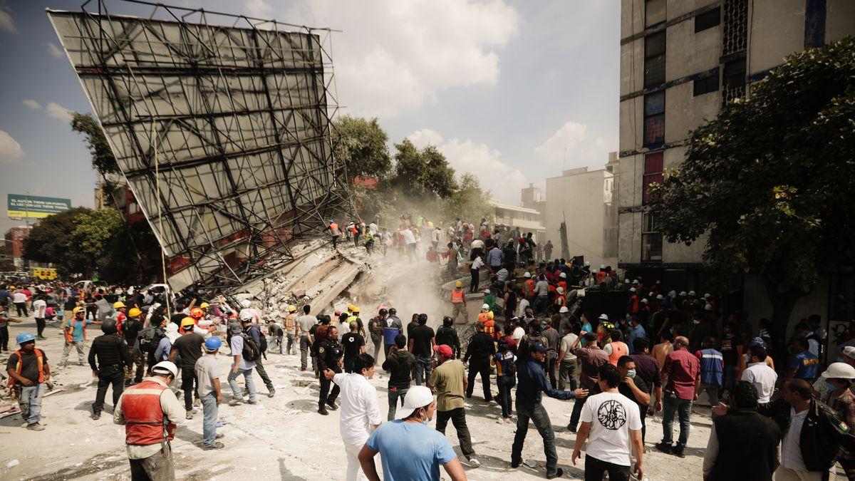 Mexico Deadliest Earthquake Kills More Than 200 (See ...