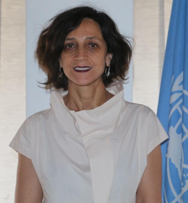UN Resident Coordinator for-Malawi Ms. Maria Jose Torres Macho