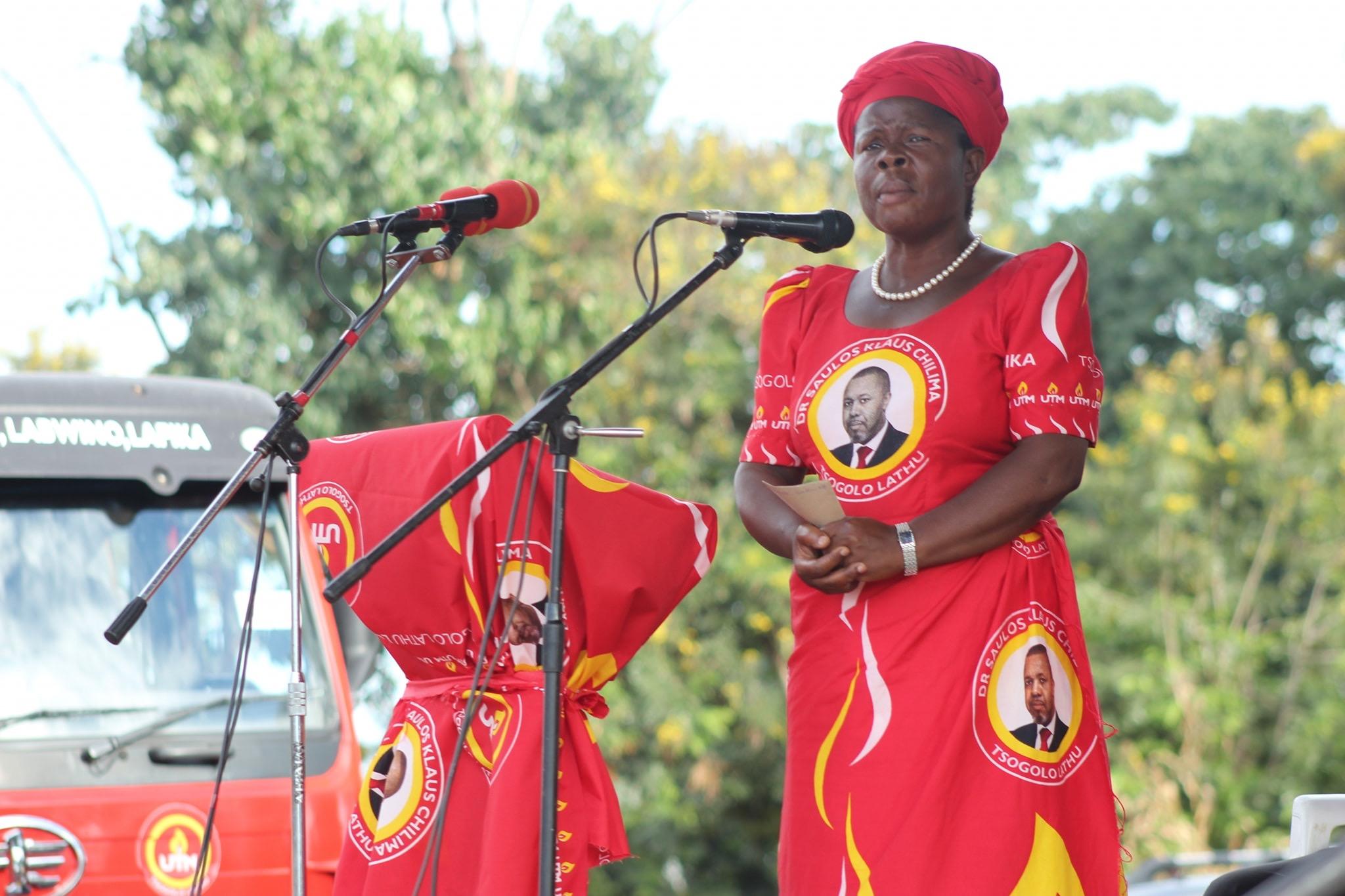 Patricia Kaliati   Face Of Malawi