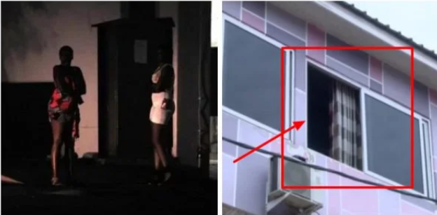 Prostitute Pushes Client from Brothel Window, Dies with a Condom ...