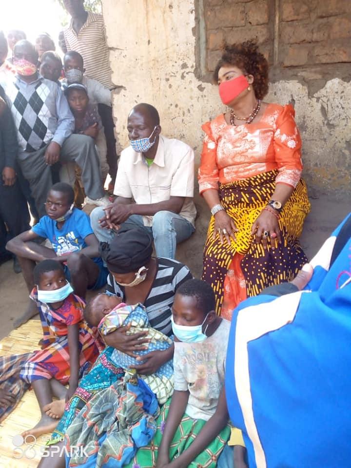Akweni Patricia Kaliati Rescues Machinga Family With Six