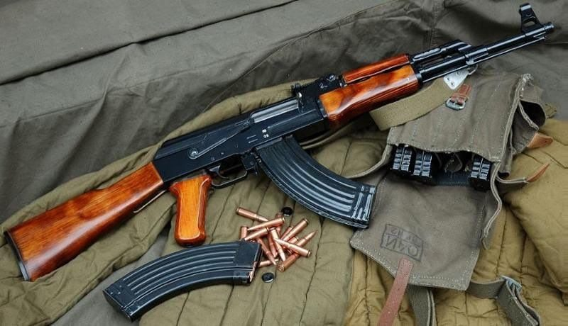 Did You Know The Full Meaning Of AK-47 Gun? Here It is
