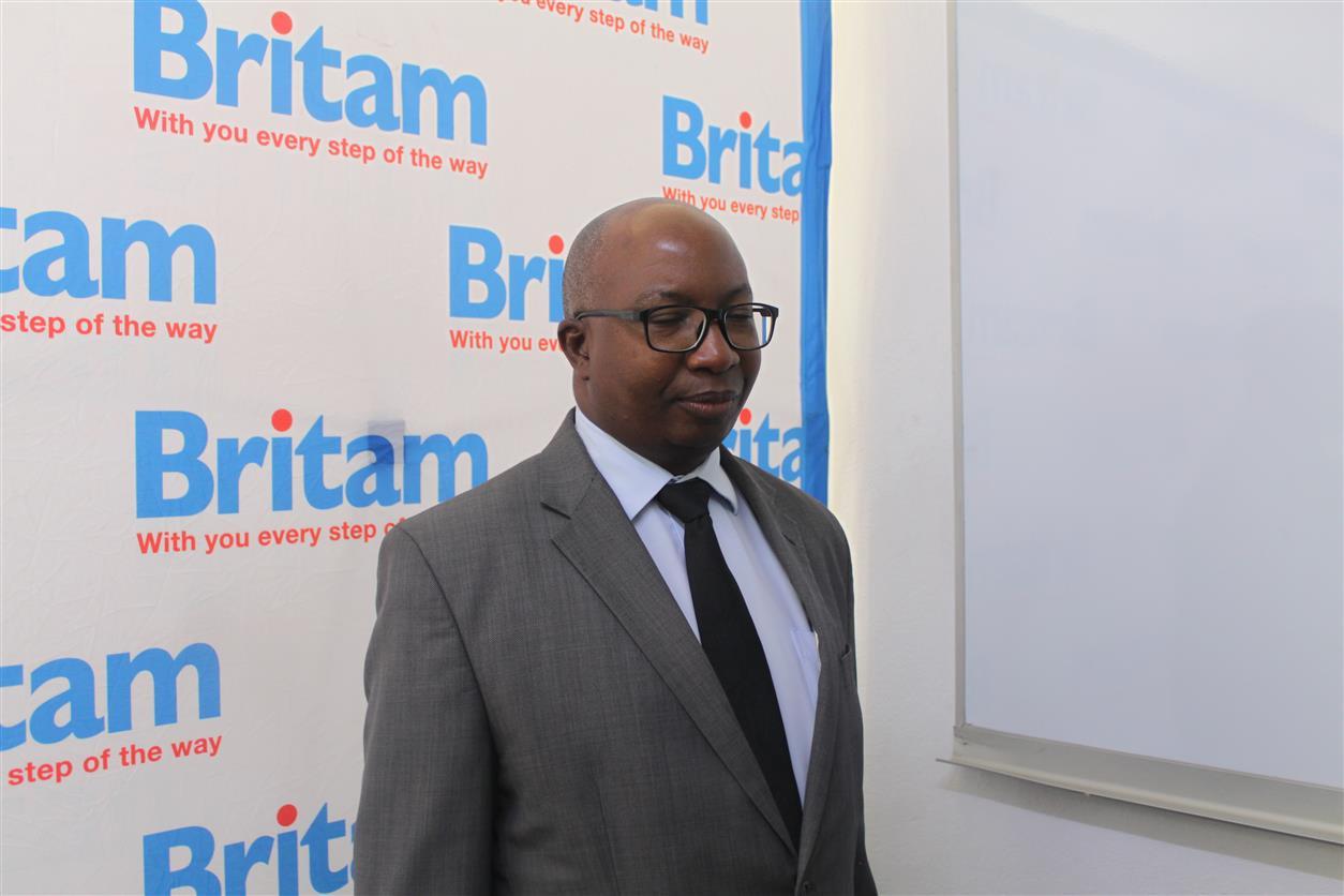 Britam CEO